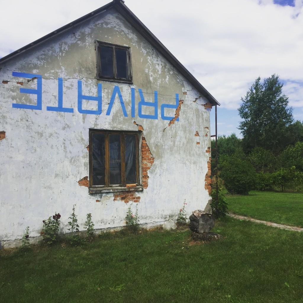 prawo i sprawiedliwość,  Galeria Sztuki Współczesnej Pastula, Kupno Pl, 2018
