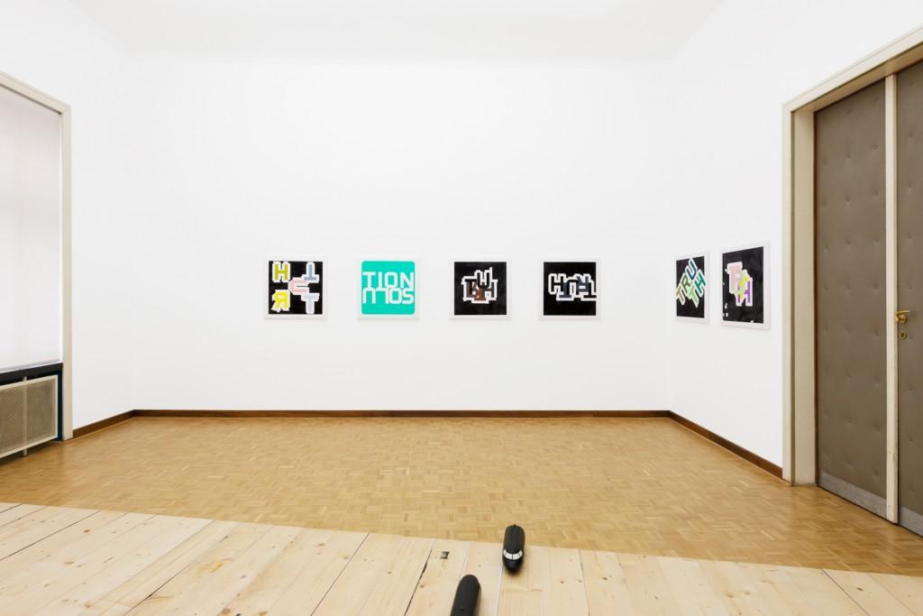 reduzierte Lösung, Galerie Meyer Kainer, 2018, Vienna