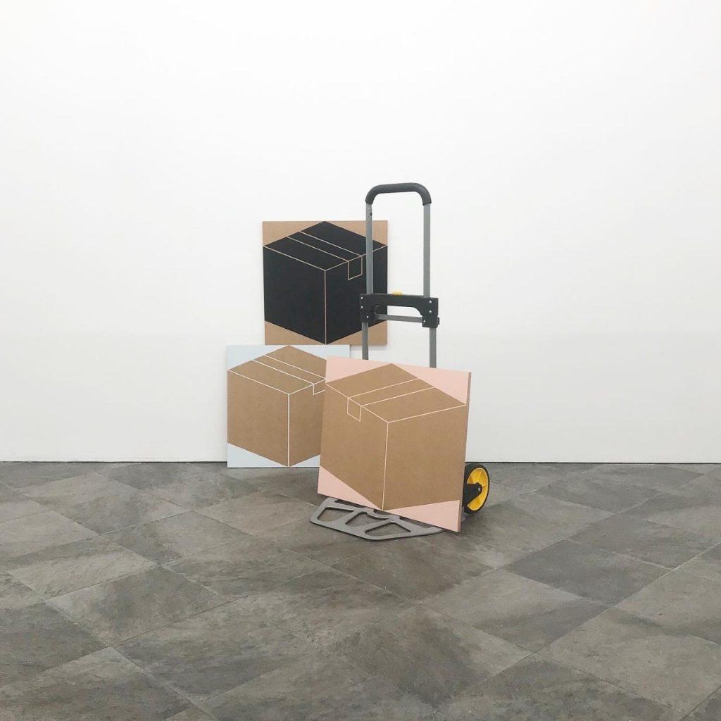 GIFT BASKET, Kunstverein Ve.sch, Vienna 2020