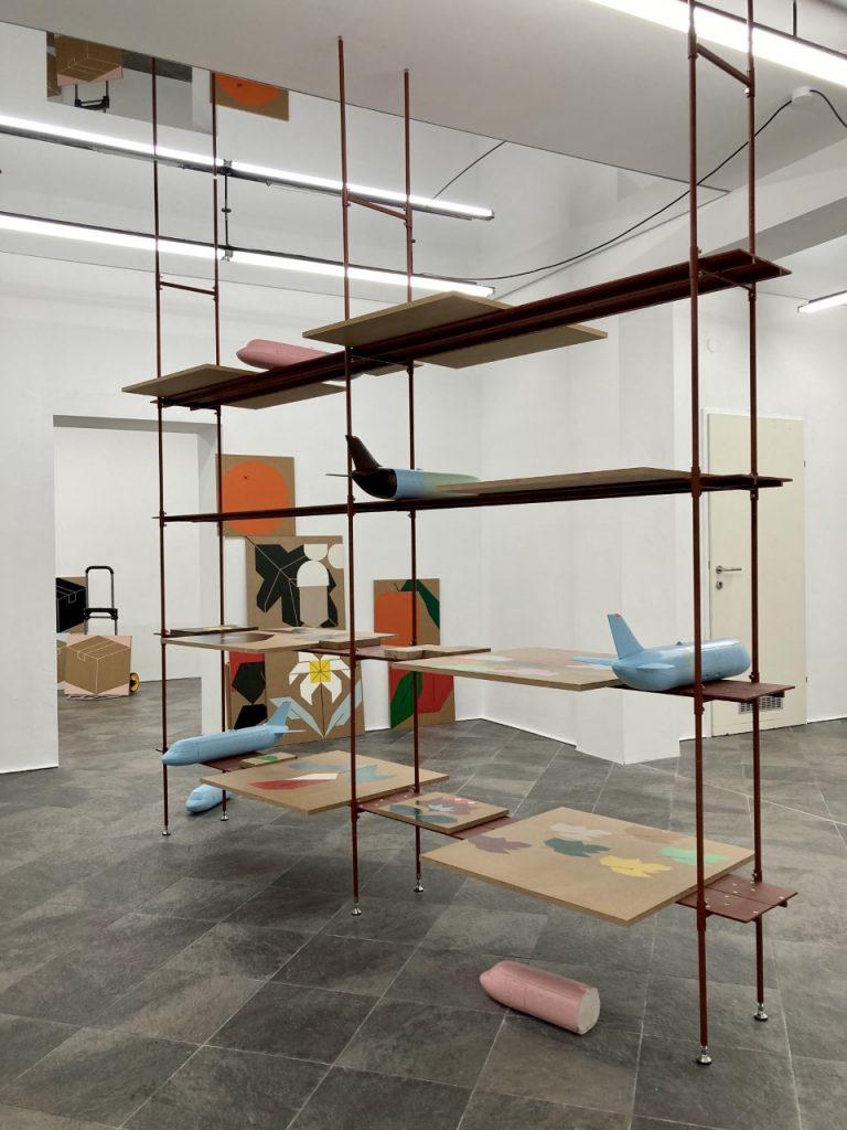 GIFT BASKET / Kunstverein Ve.sch, Vienna 2020